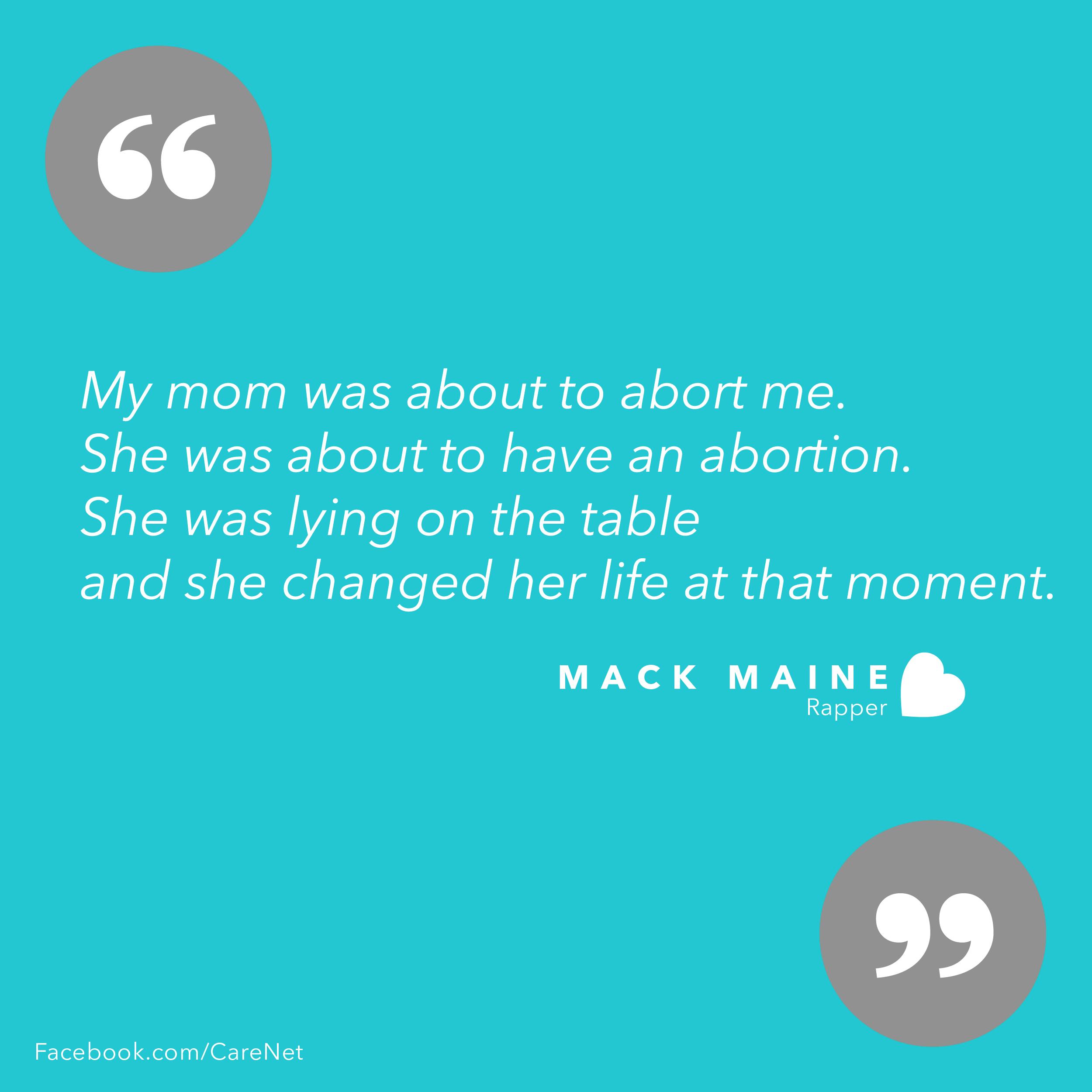 Mack Maine