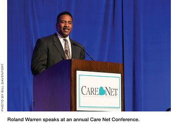 roland warren speaks at care net national conference about joseph project