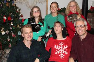 Walker Family Christmas (1)