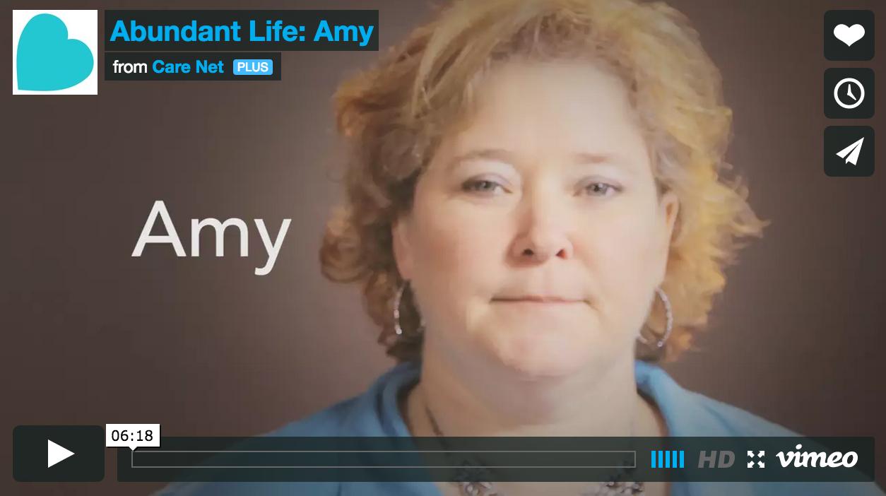 Amy_Abundant_Life_Video