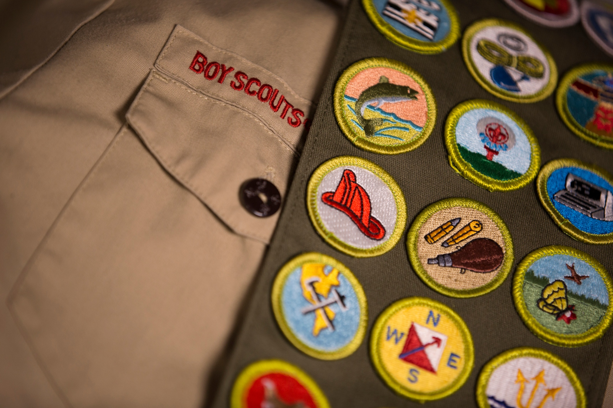 CareCast: The Boy Scouts of America Will Give Out Free Contraception