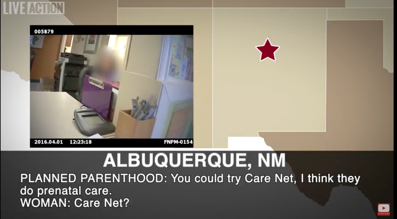 How Care Net of Albuquerque Earns Referrals - even from Planned Parenthood